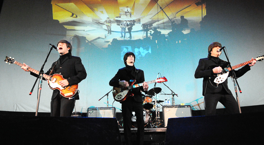 The Beatles Tribute Band: Yesterday